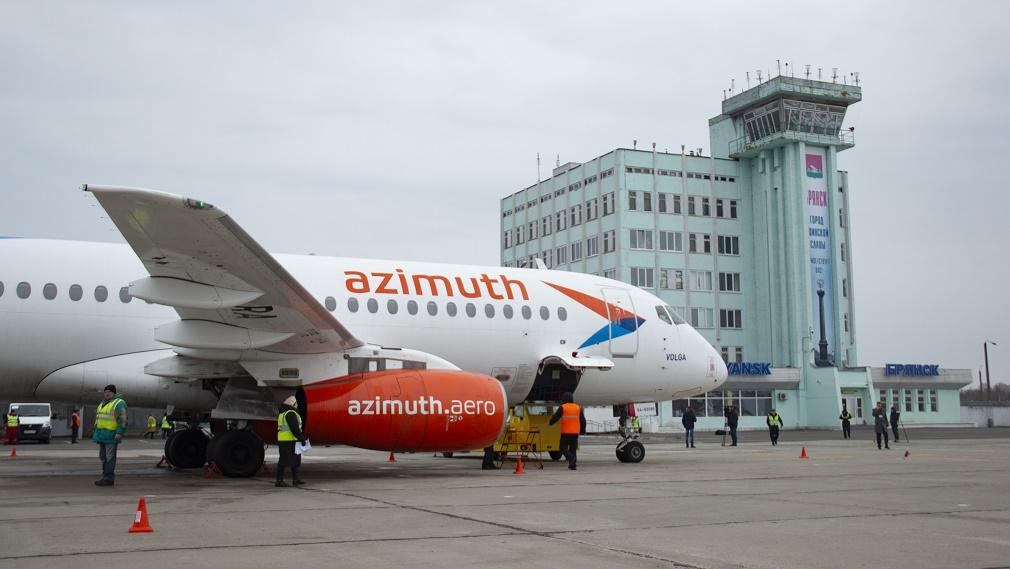 Стартовали рейсы Брянск — Краснодар. Какие города на очереди?