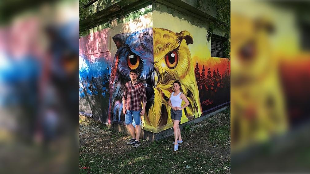 «На улицах города хочется видеть обдуманный стрит-арт»: брянский художник о настенной живописи в городе