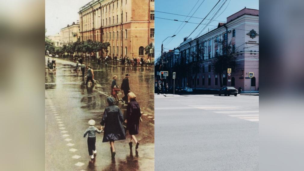 Брянск на старом и новом фото: часть вторая