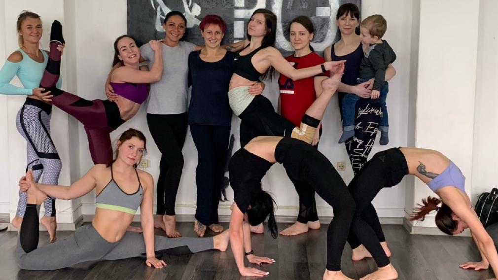 Тренировка со «звездой»: спортсменка мировой величины дала мастер-класс в Брянске