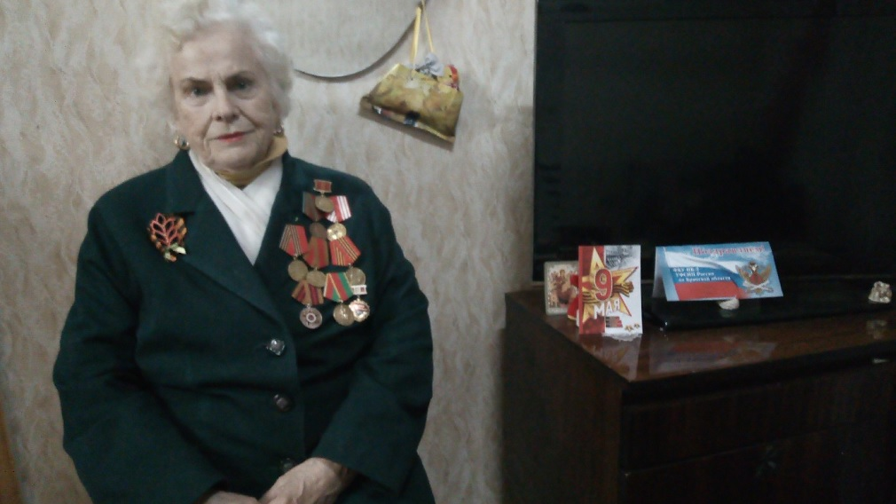 Воспоминания девочки из партизанской семьи о Великой Отечественной войне