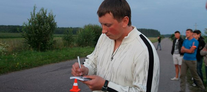 Дмитрий Волков. Жизнь на колёсах