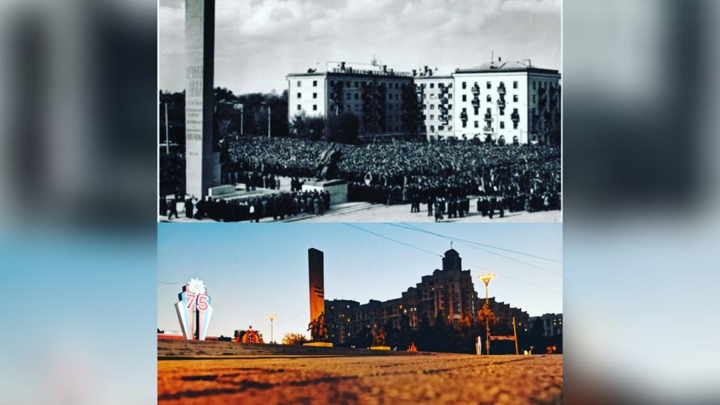 Брянск на старом и новом фото: часть первая