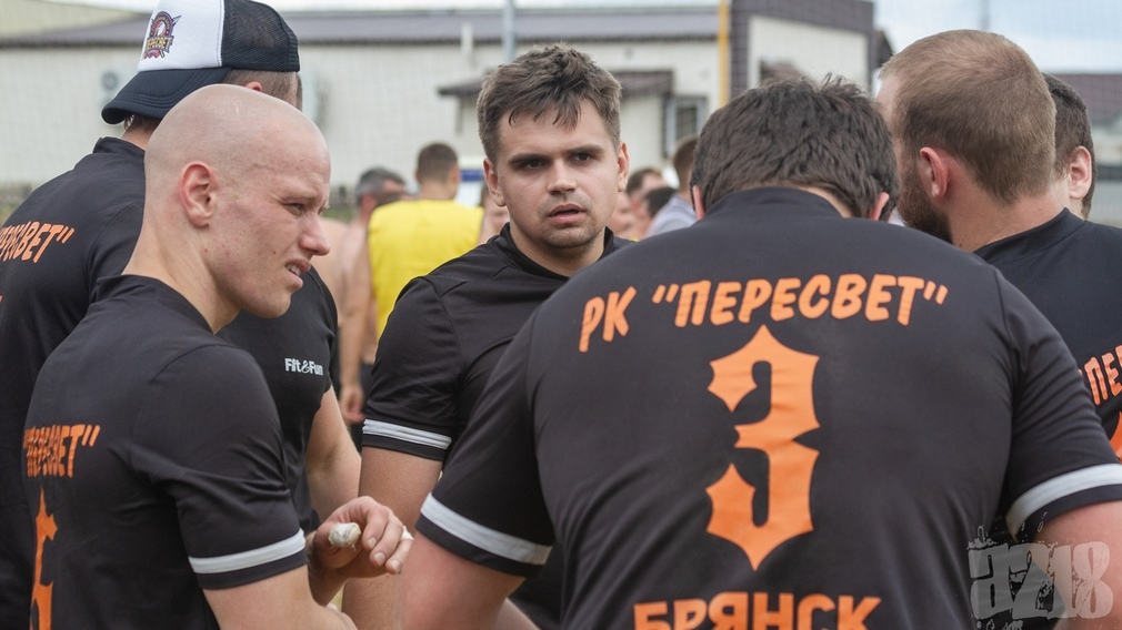 Регбийный клуб в Брянске: от упорства до «Триумфа»