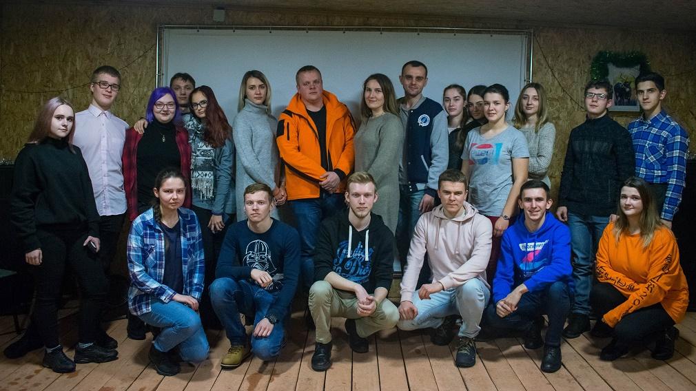 Брянские волонтёры под Новый год посмотрели «Нелюбовь» Андрея Звягинцева