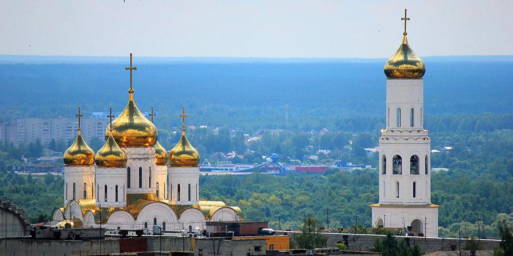 «Мой Брянск» на крыше. Смотрим на город свысока. Часть 1