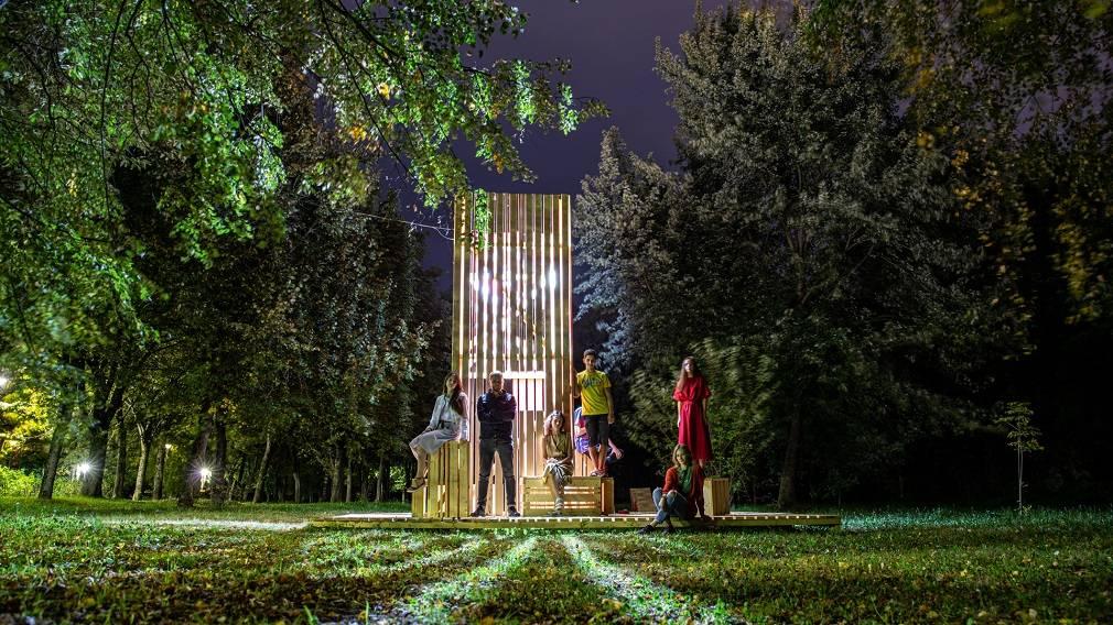#Башня_соловьи: стартовал флешмоб в поддержку арт-объекта, созданного в рамках фестиваля «АрхЛес»