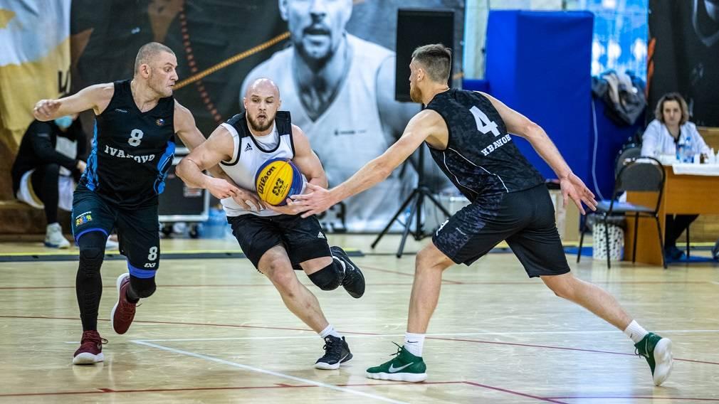 В Брянске прошёл Фестиваль баскетбола 3×3 среди областей ЦФО