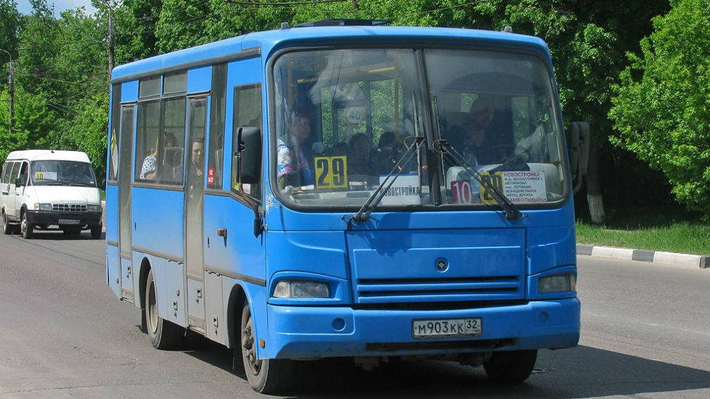 Как изменялись автобусы маршрута №29