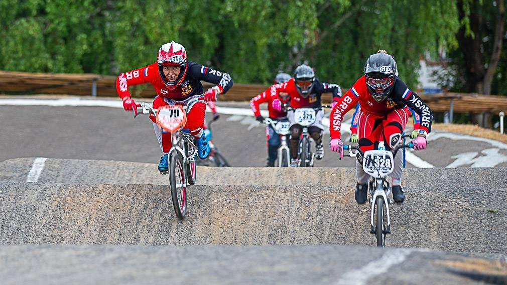 Чемпионат и первенство ЦФО по велоспорту BMX: фоторепортаж