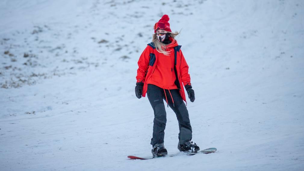 В Брянске стартовал сезон зимних видов спорта