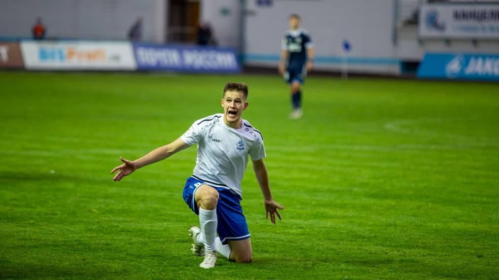 Брянское «Динамо» уступило дома астраханскому «Волгарю»