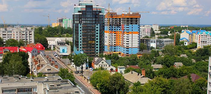 «Мой Брянск» на крыше. Смотрим на город свысока. Часть 5